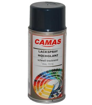 Lackspray anthrazit 150ml Spezialoberflächenschutz