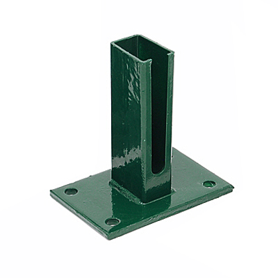 Dübelplatte Standard RAL 6005/grün grün