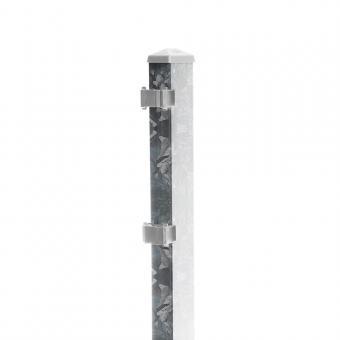 Zaunpfosten Typ 2 feuerverzinkt   630    Standard