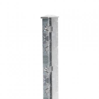 Zaunpfosten Typ 1 feuerverzinkt | 630 | Standard