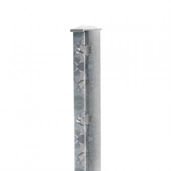 Zaunpfosten Typ 1 feuerverzinkt   1430    Standard