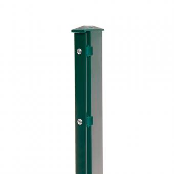 Zaunpfosten Typ 1 moosgrün RAL 6005 | 1230  | Standard