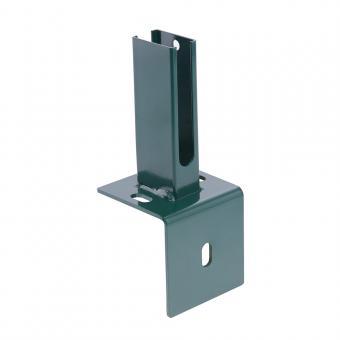 Winkelplatte RAL 6005/grün moosgrün RAL 6005