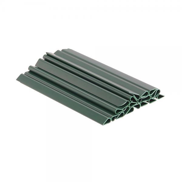 Guck Nich® Clip (25 Stück) moosgrün RAL 6005
