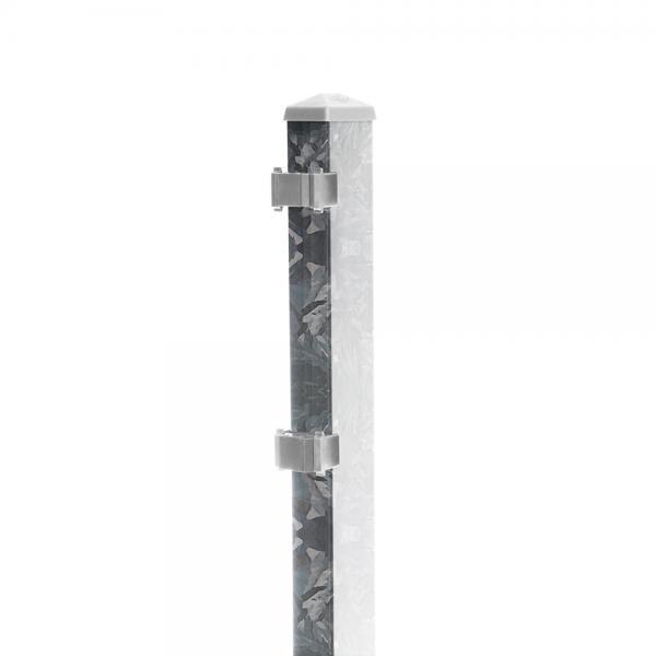 Zaunpfosten Typ 2 - gekürzt feuerverzinkt | 630  | Standard