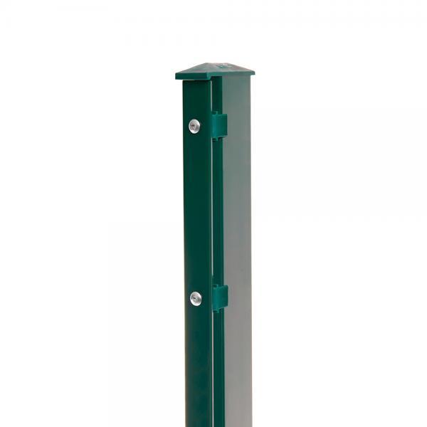 Zaunpfosten Typ 1 moosgrün RAL 6005 | 1430  | Standard