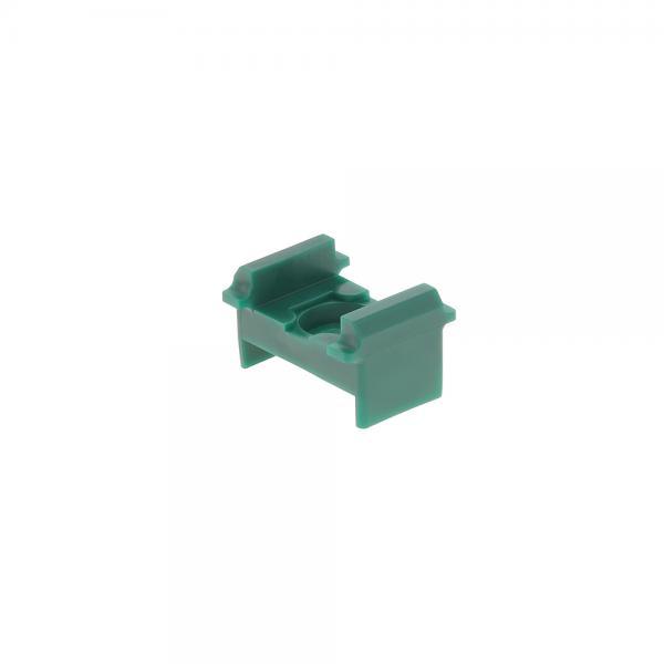 Pfostenbock moosgrün RAL 6005