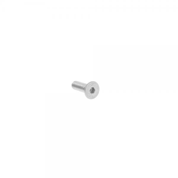 M5x16 V2A für Ben Light Tor Rosetten Edelstahl
