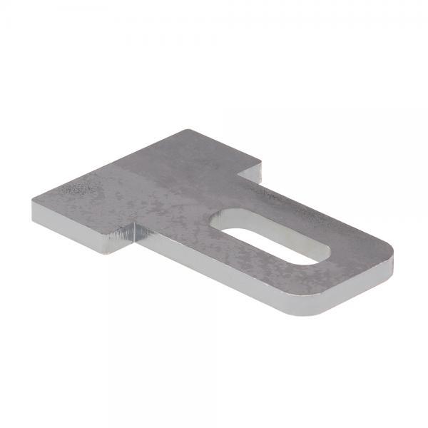 Anschweisslasche Industrietor für M16 - 8mm Stahl