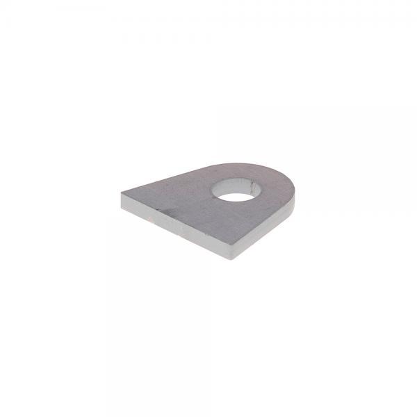 Aufhängungsplättchen Industrietorpfosten - 6mm Stahl